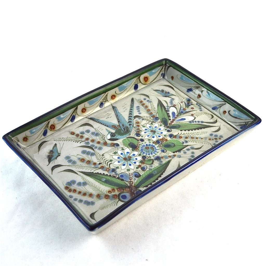 Ken Edwards Collection Series Rectangular Serving Tray
