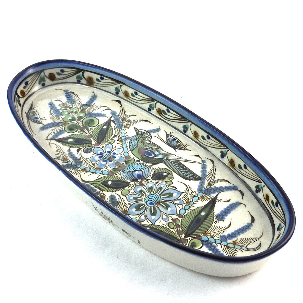 Ken Edwards Collection Series Large Oval Tray