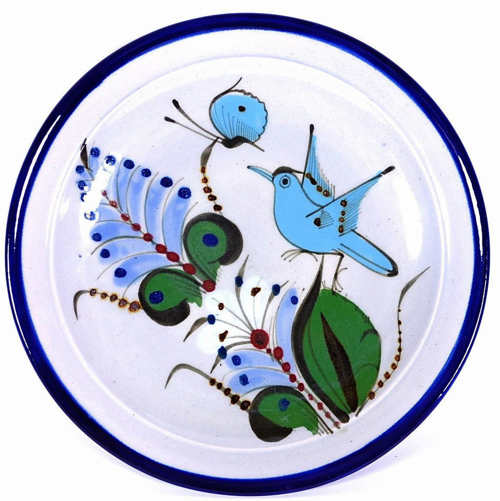 "Ken Edwards Traditional ""Blue"" Series Large Buffet Plate"