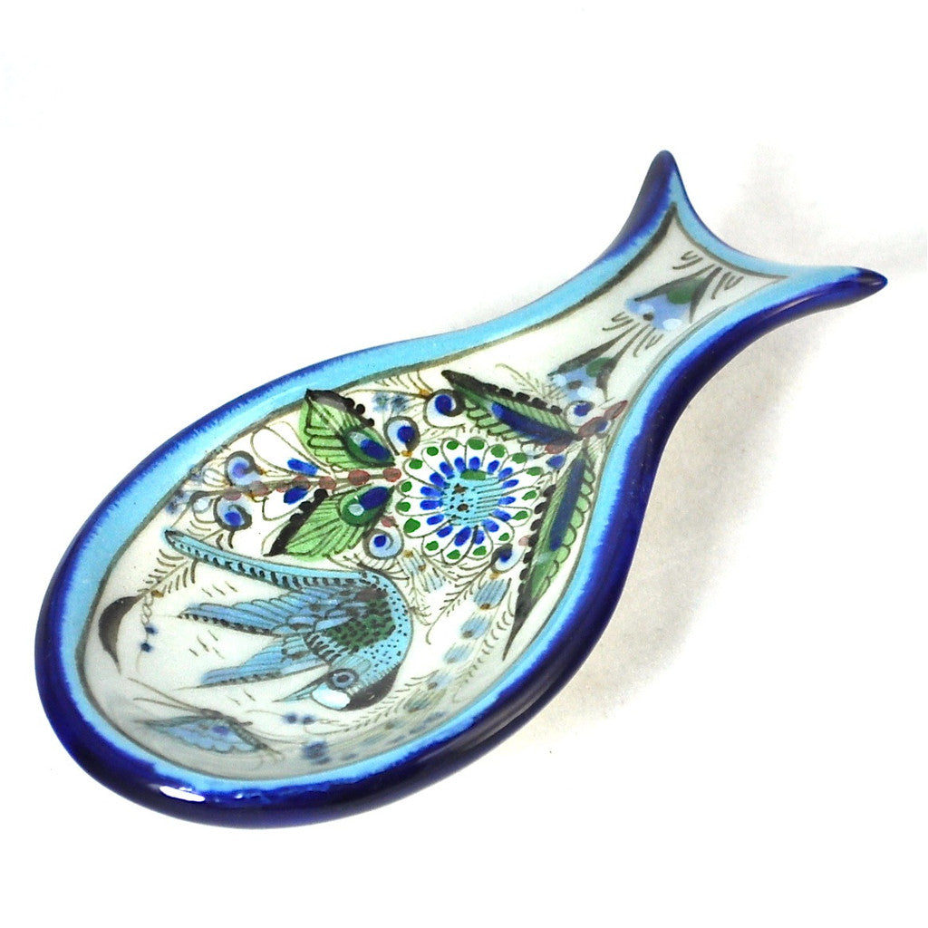 Ken Edwards Collection Series Spoon Rest