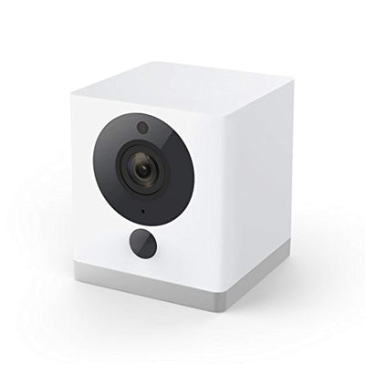 1080p Alexa Compatible HD Indoor Wireless Smart Home Camera with Night Vision