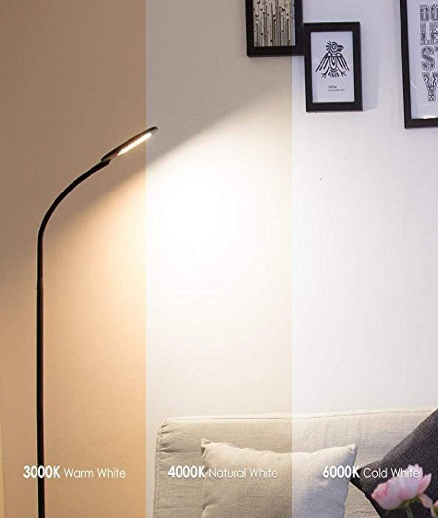 4 Level Brightness Dimmable All Purpose LED Floor Lamp