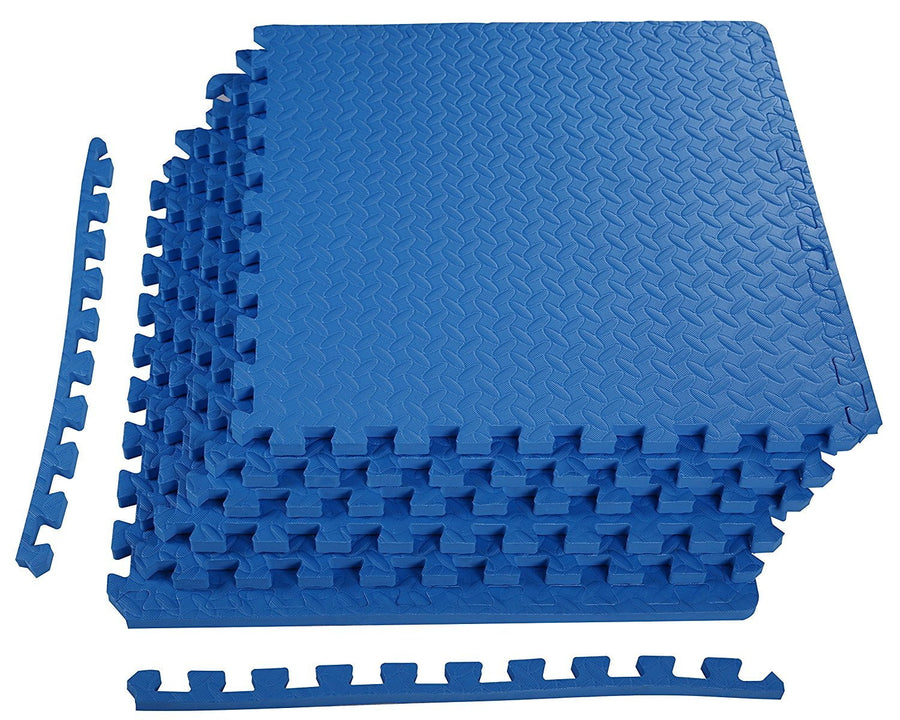 EVA Foam Interlocking Tiles Exercise Mat
