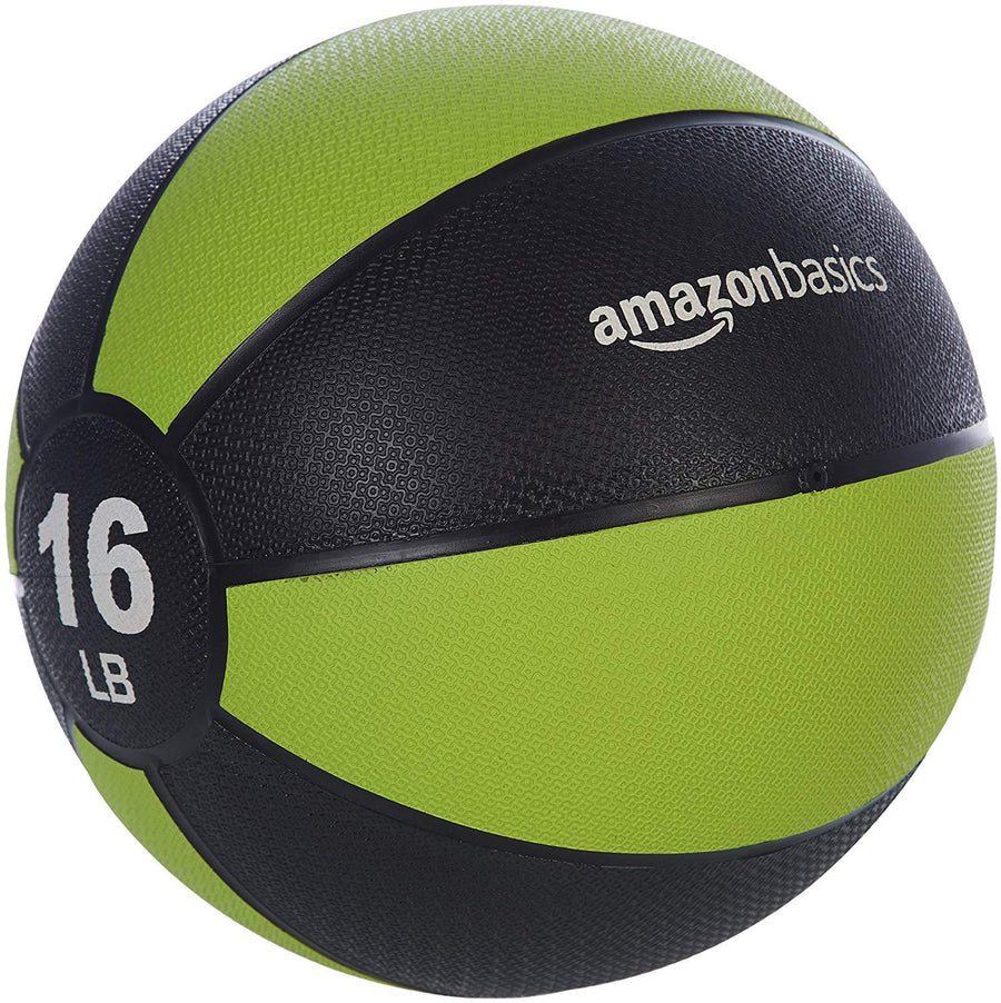 10 lbs Medicine Ball for Upper/ Lower Body Exercise