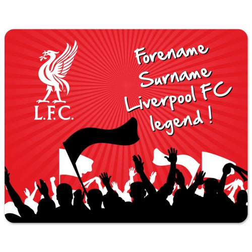 Liverpool FC Legend Mouse Mat