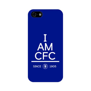 Chelsea FC I Am iPhone 5/5S/5SE Phone Case