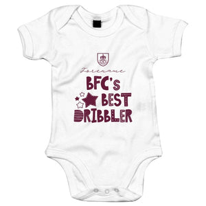 Burnley FC Best Dribbler Baby Bodysuit