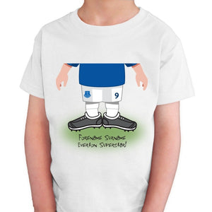 Everton FC Kids Use Your Head T-Shirt