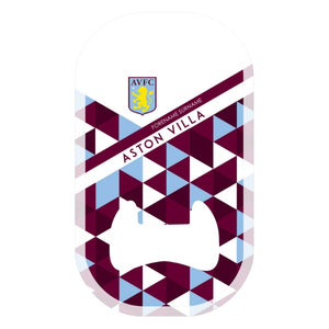 Aston Villa FC Patterned Compact Bottle Opener