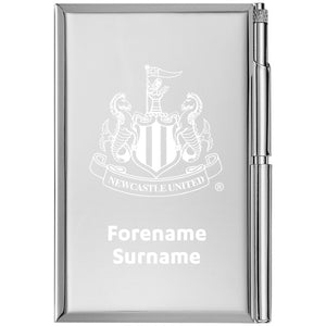 Newcastle United FC Crest Address Book