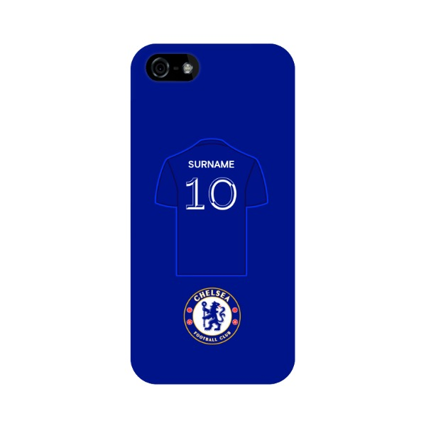 Chelsea FC Shirt iPhone 5/5S/5SE Phone Case