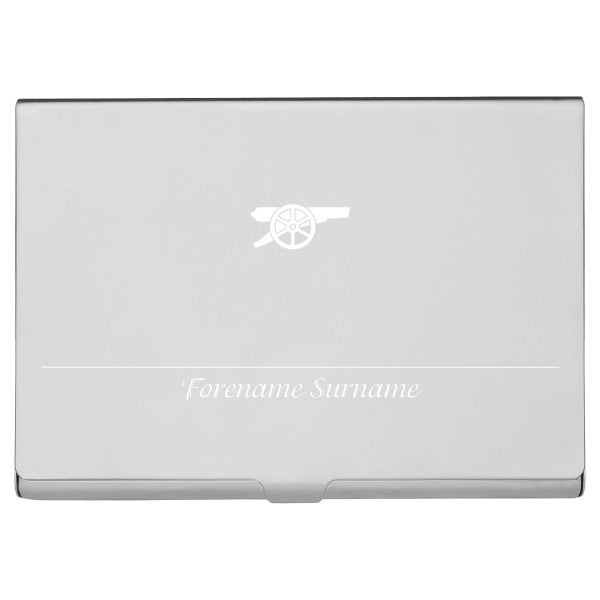 Arsenal FC Executive Business Card Holder