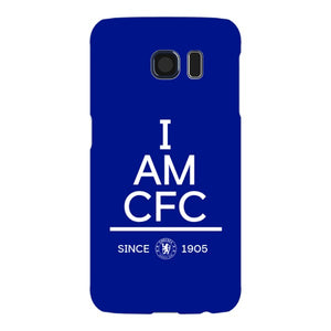 Chelsea FC I Am Samsung Galaxy S6 Phone Case