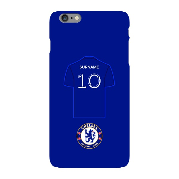 Chelsea FC Shirt iPhone 6S Plus Phone Case