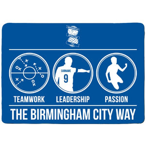 Birmingham City FC Way Floor Mat