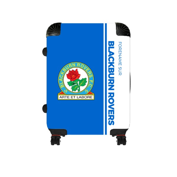 Blackburn Rovers Crest Cabin Suitcase