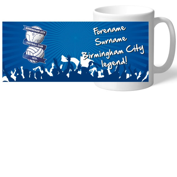 Birmingham City FC Legend Mug
