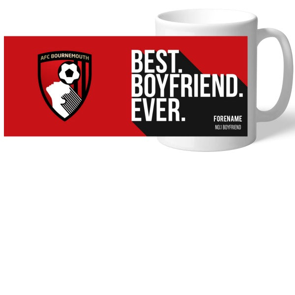 AFC Bournemouth Best Boyfriend Ever Mug