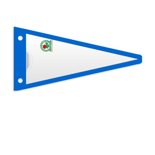 Blackburn Rovers Shirt Pennant