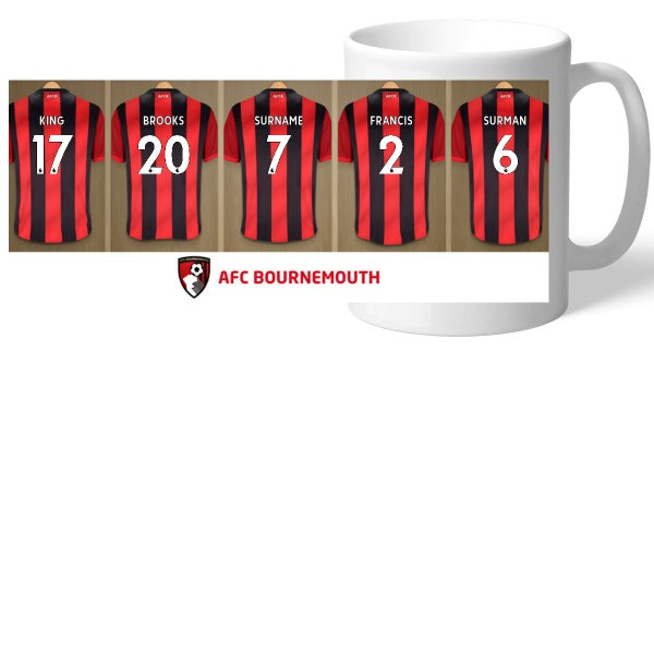 AFC Bournemouth Dressing Room Mug