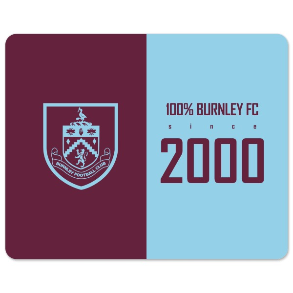 Burnley FC 100 Percent Mouse Mat