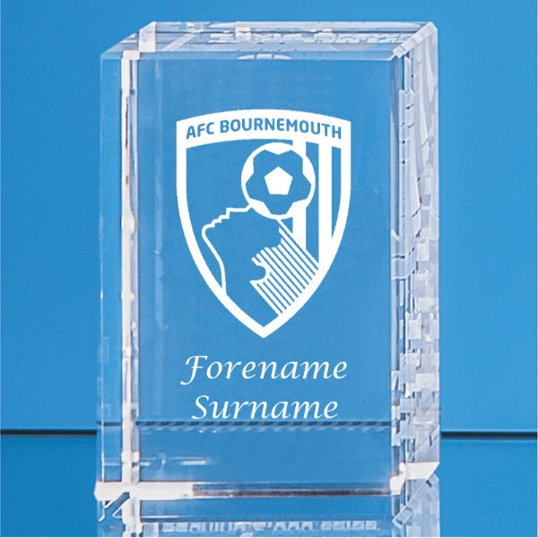 AFC Bournemouth Crystal Rectangle