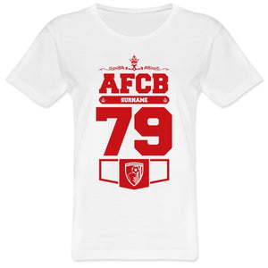 AFC Bournemouth Ladies Club T-Shirt