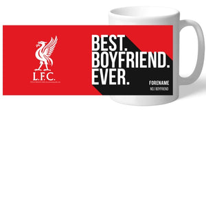 Liverpool FC Best Boyfriend Ever Mug