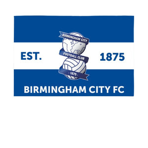 Birmingham City Supporters 6ft x 4ft Banner