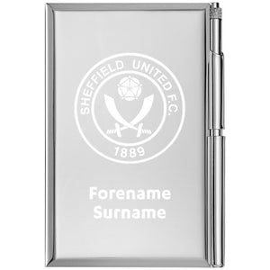 Sheffield United FC Crest Address Book