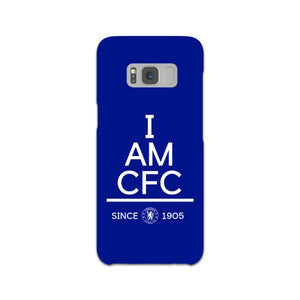 Chelsea FC I Am Samsung Galaxy S8 Phone Case