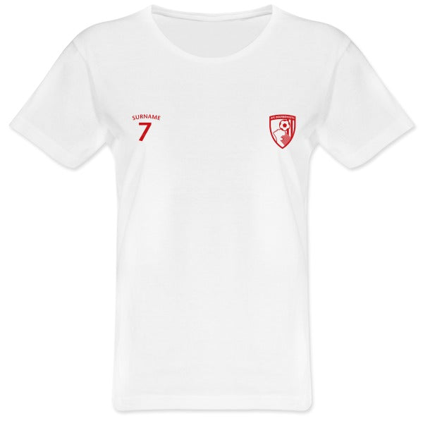 AFC Bournemouth Ladies Sports T-Shirt