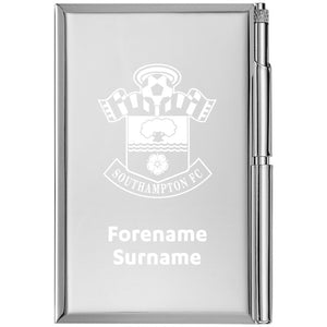 Southampton FC Crest Address Book