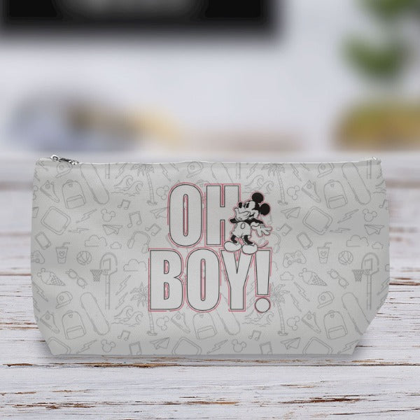 Disney Mickey Mouse Oh Boy! Medium Wash Bag