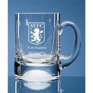 Aston Villa FC Ball Base Tankard