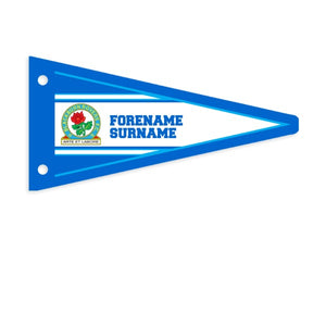 Blackburn Rovers Varsity Pennant
