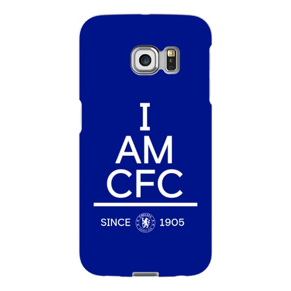 Chelsea FC I Am Samsung Galaxy S6 Edge Phone Case
