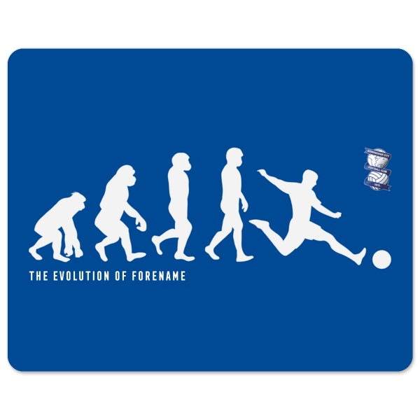Birmingham City Evolution Mouse Mat