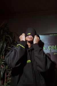 2019 'Mind of Colt' Tour Dates Black Hoodie