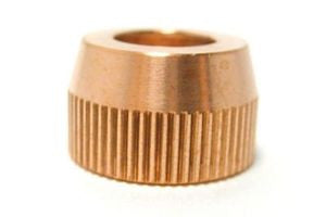 909659 -Tip Lock Nut Non-Contact - Advanced Laser Services