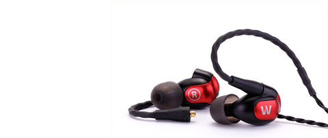 Westone W50 Signature Series Earphones