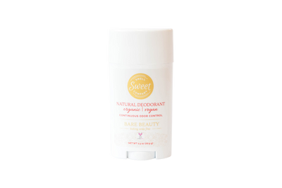 Smell Sweet Deodorant - Bare Beauty (Baking Soda Free)