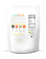 Breastfeeding protein powder nutrition facts for Milk Drunk Vanilla fenugreek-free version