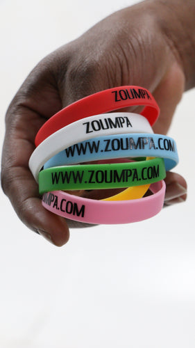 Zoumpa Wristbands