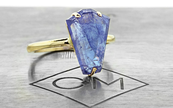 4.08ct Tanzanite Ring on logo