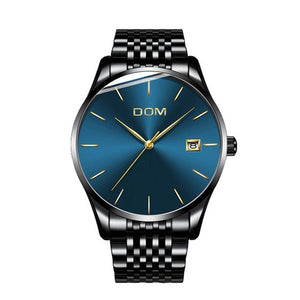 DOM watch homme luxe
