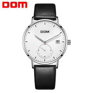 montre DOM watch tendance et design