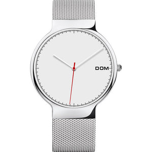DOM watch homme Fashion