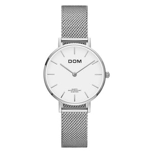 DOM watch femme Business