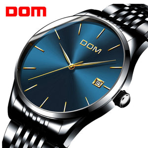 DOM watch slim femme tendance et fashion